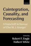 Cover for Cointegration, Causality, and Forecasting