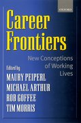Cover for Career Frontiers