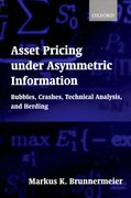Cover for Asset Pricing under Asymmetric Information