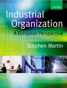 Cover for Industrial Organization