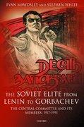 Cover for The Soviet Elite from Lenin to Gorbachev