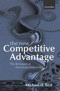 Cover for The New Competitive Advantage