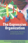 Cover for The Expressive Organization