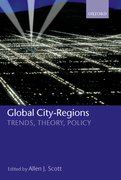 Cover for Global City-Regions