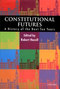 Cover for Constitutional Futures