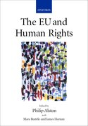 Cover for The EU and Human Rights