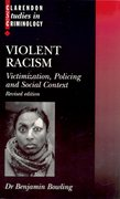 Cover for Violent Racism