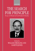 Cover for The Search for Principle