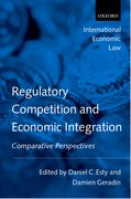 Cover for Regulatory Competition and Economic Integration