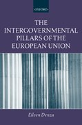 Cover for The Intergovernmental Pillars of the European Union