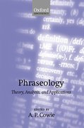 Cover for Phraseology