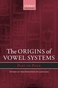 Cover for The Origins of Vowel Systems