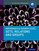 Cover for IB Mathematics Higher Level Option: Sets