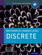 Cover for IB Mathematics Higher Level Option: Discrete