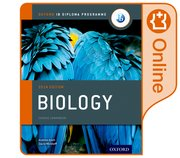 Cover for IB Biology Online Course Book:  2014 Edition