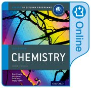 Cover for IB Chemistry Online Course Book: 2014 edition