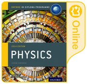 Cover for IB Physics Online Course Book: 2014 edition