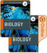 Cover for IB Biology Print and Online Course Book Pack: 2014 edition