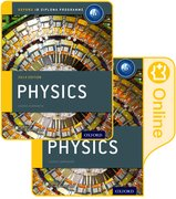 Cover for IB Physics Print and Online Course Book Pack: 2014 edition