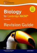 Cover for Complete Biology for Cambridge IGCSE RG Revision Guide (Third edition)