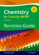 Cover for Complete Chemistry for Cambridge IGCSE RG Revision Guide (Third edition)