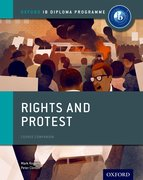 Cover for Rights and Protest: IB History Course Book