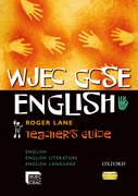 WJEC GCSE English Teacher's Guide