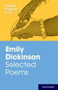 Cover for Emily Dickinson: Selected Poems