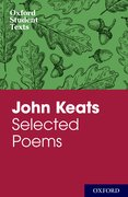 Cover for John Keats: Selected Poems