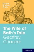 Cover for Geoffrey Chaucer: The Wife of Bath