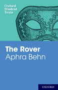 Cover for Aphra Behn: The Rover