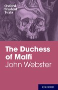 Cover for John Webster: The Duchess of Malfi