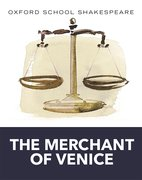 Cover for Merchant of Venice (2010 edition)