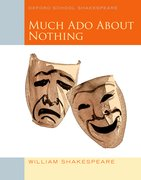 Cover for Much Ado About Nothing (2010 edition)