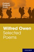 Cover for Wilfred Owen