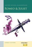 Cover for Romeo and Juliet OxBox CD-ROM