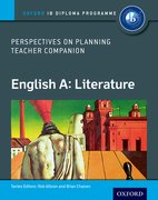 Cover for IB Perspectives on Planning English A: Literature Teacher Companion
