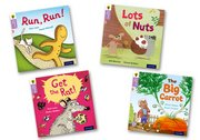 Oxford Reading Tree Traditional Tales: Stage 1+: Pack of 4