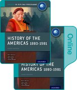 Cover for History of the Americas 1880-1981: IB History Print and Online Pack