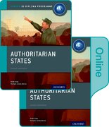 Cover for Authoritarian States: IB History Print and Online Pack