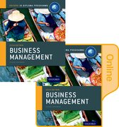 Cover for IB Business Management Print and Online Course Book Pack
