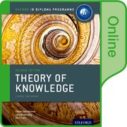 Cover for IB Theory of Knowledge Online Course Book