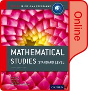 Cover for IB Mathematical Studies Online Course Book
