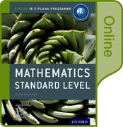 Cover for IB Mathematics Standard Level Online Course Book