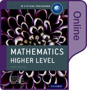 Cover for IB Mathematics Higher Level Online Course Book