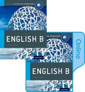 Cover for IB English B Print and Online Course Book Pack