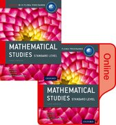 Cover for IB Mathematical Studies Print and Online Course Book Pack