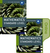 Cover for IB Mathematics Standard Level Print and Online Course Book Pack