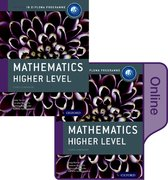 Cover for IB Mathematics Higher Level Print and Online Course Book Pack