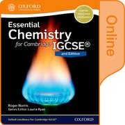 Cover for Essential Chemistry for Cambridge IGCSERG